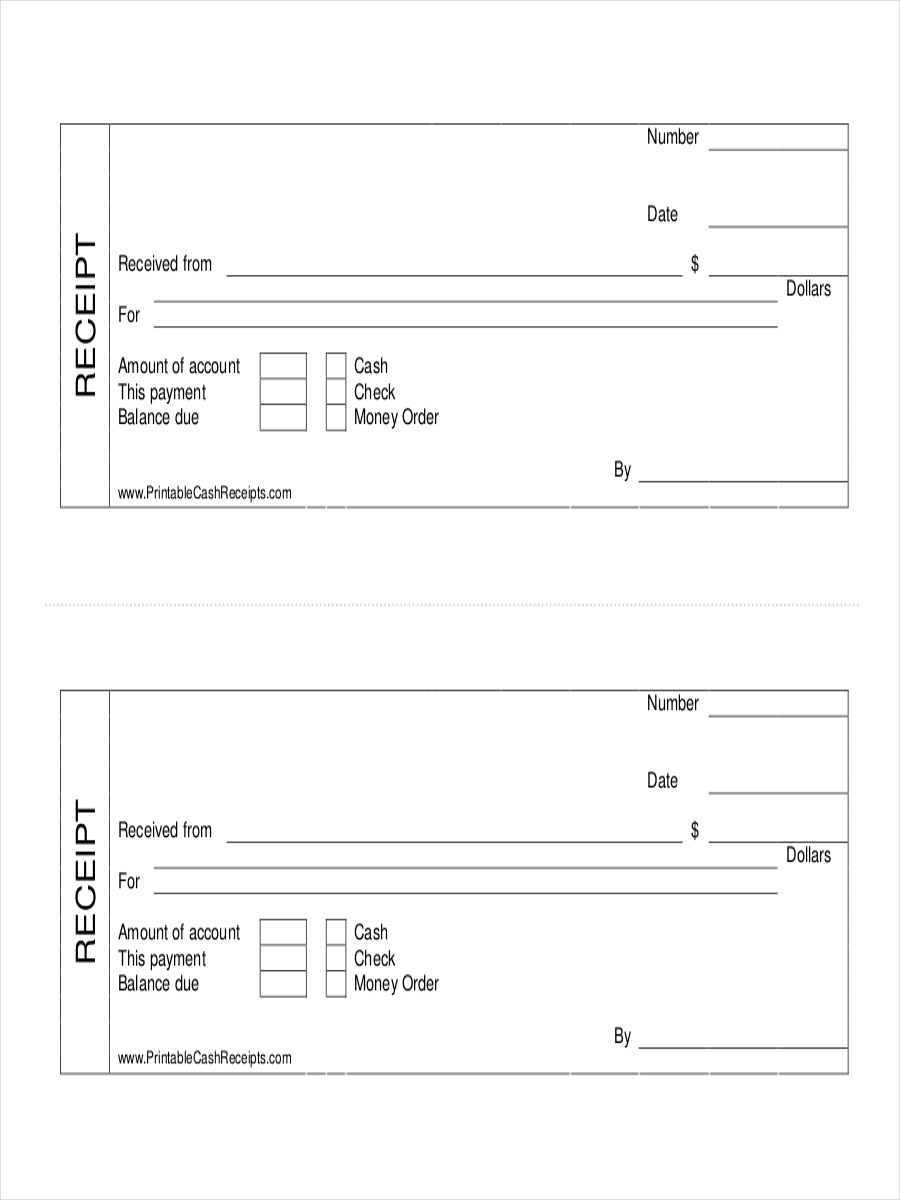 printable cash receipt4