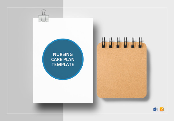 printable nursing care plan template
