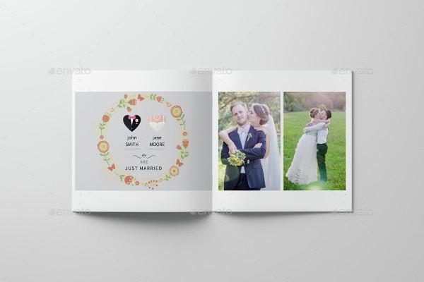 professional wedding example