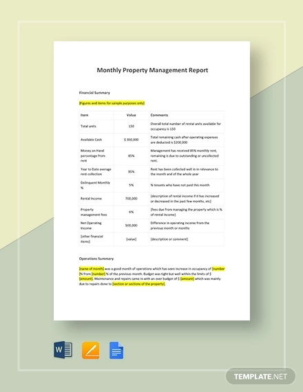 52 report examples pdf word pages