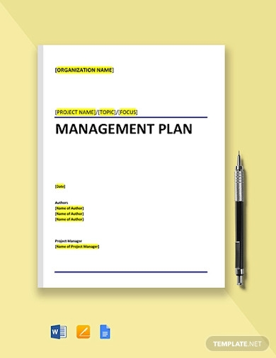 quality management template