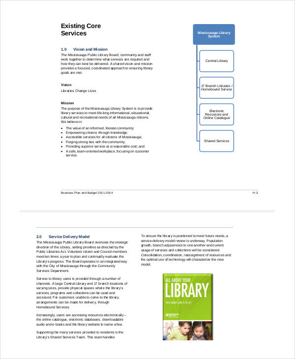 13 Service Plan Examples Amp Samples Pdf Word Pages