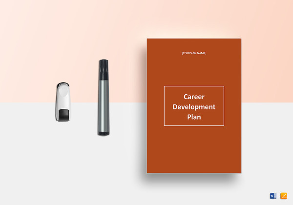 simple career development plan template