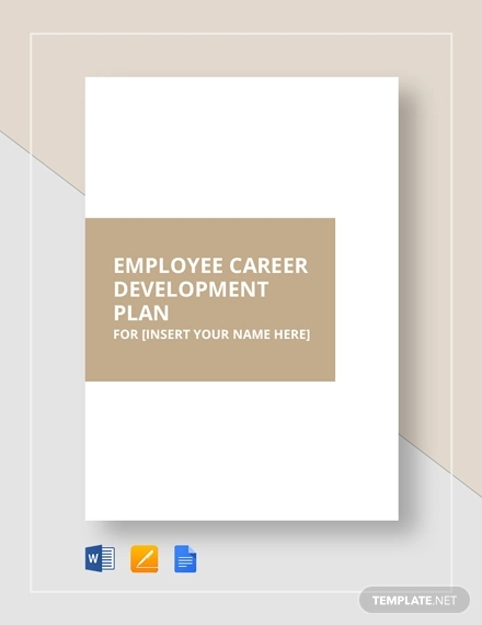 simple career development plan