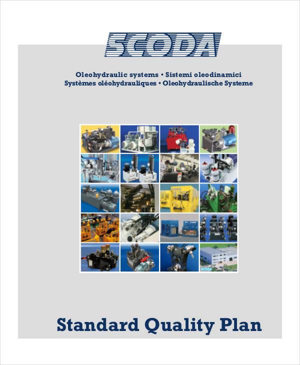 standard quality plan