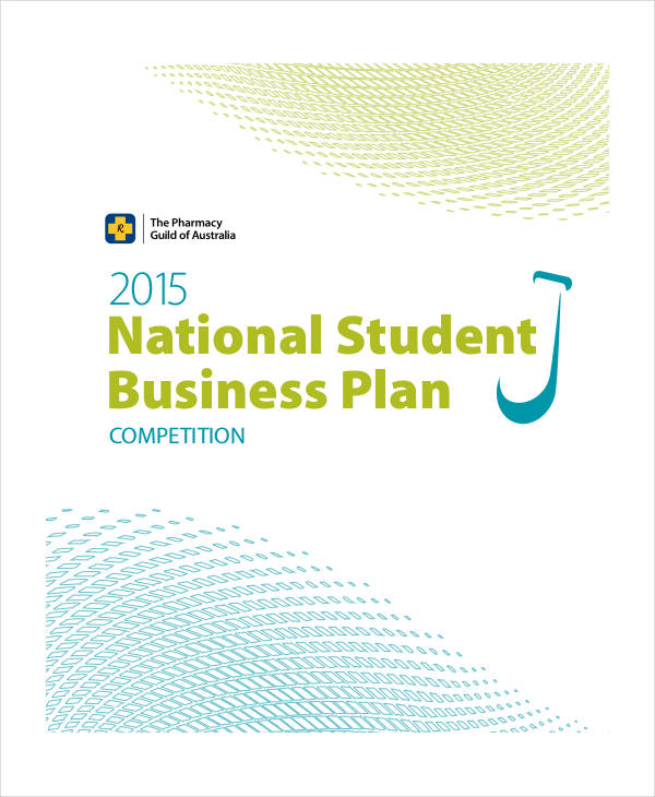 business plan examples for students pdf