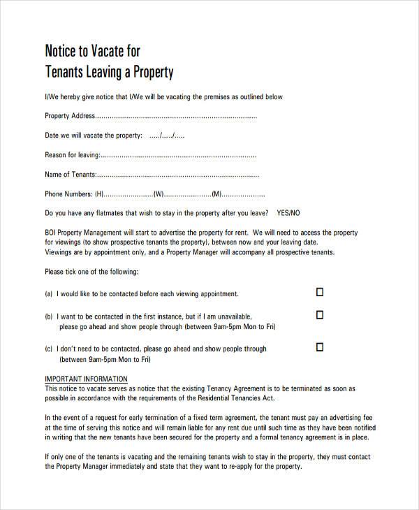 tenant notice2