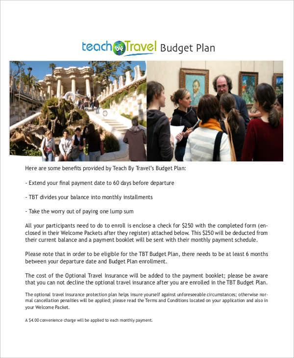 travel plan1