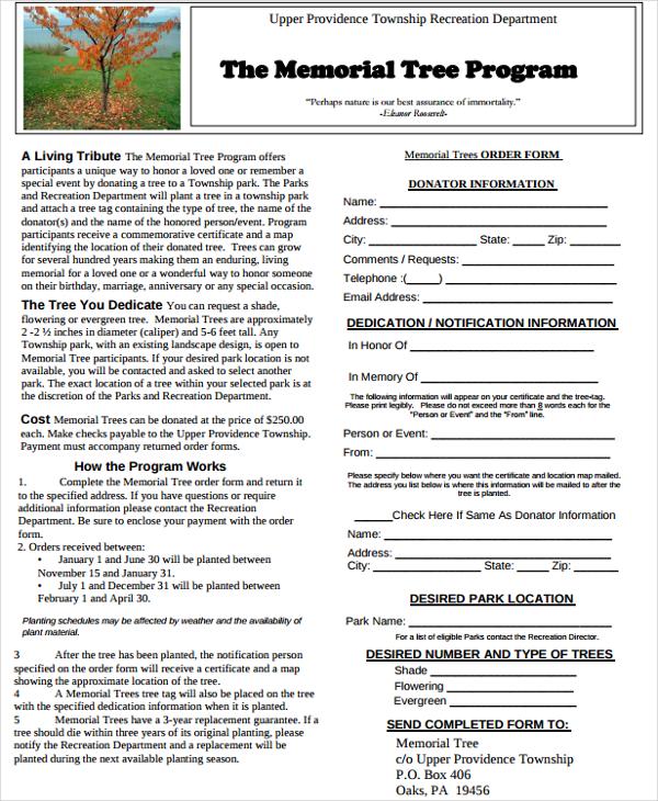tree memorial program1