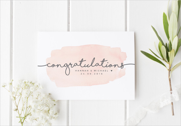 wedding congratulations card1