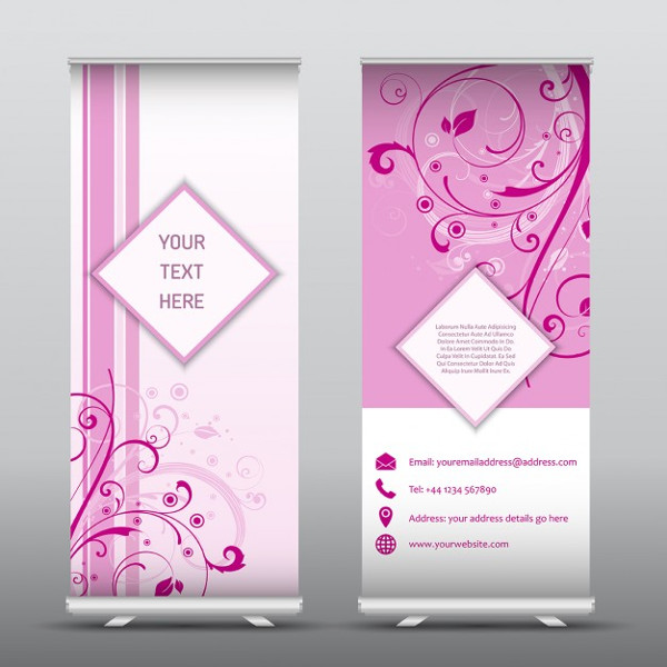 wedding event banner