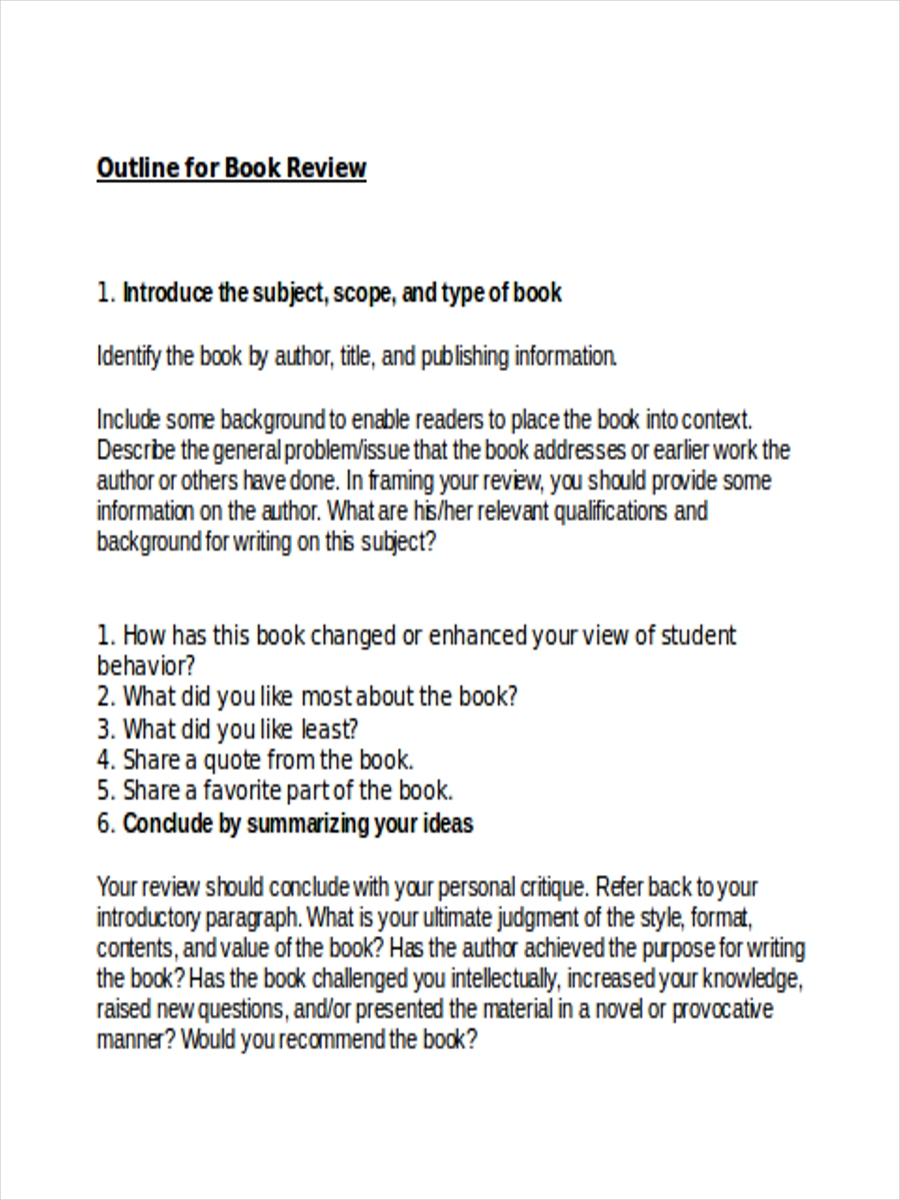 book report outline format Example of book review mla format report outline sample college high school  essays for students 4th grade,sample book report apa format 4th.