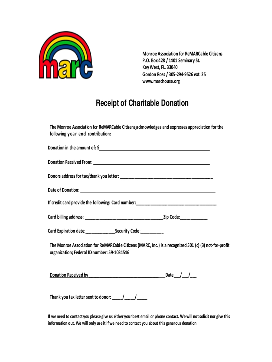 Charitable-Donation-Receipt Sample Acceptance Letter Template on confirmation job, business proposal, employment offer, for water, retirement plan, employer job, job interview, kindergarten school,