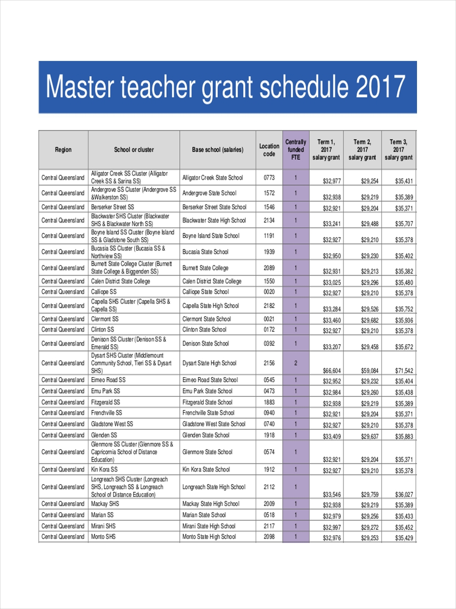 master teacher schedule2