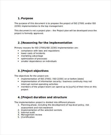45 project proposal examples pdf word pages