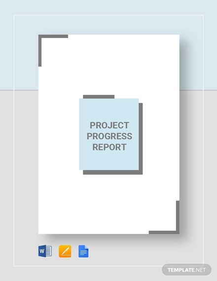 30 + Project Report Examples & Samples - PDF, Word, Apple Pages