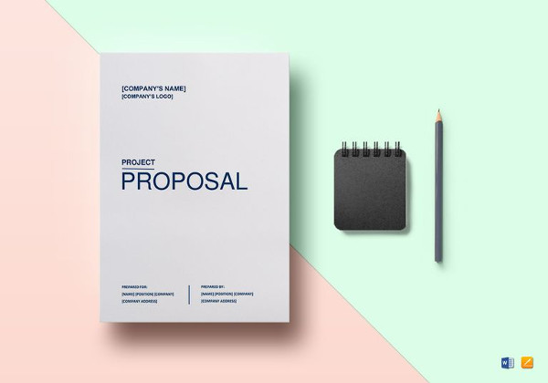 proposal word template