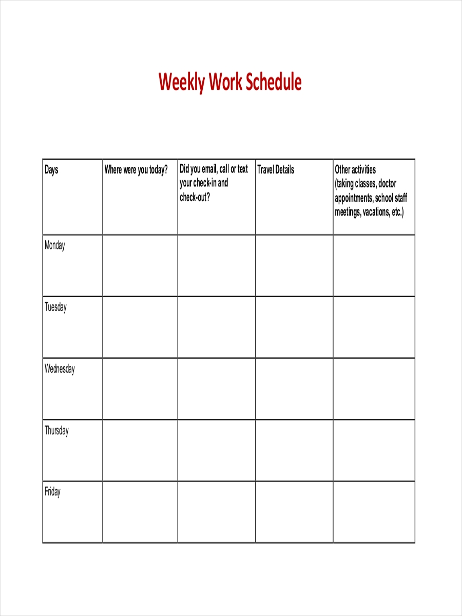 weekly work schedule3