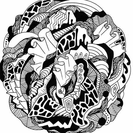 illustration drawing 12
