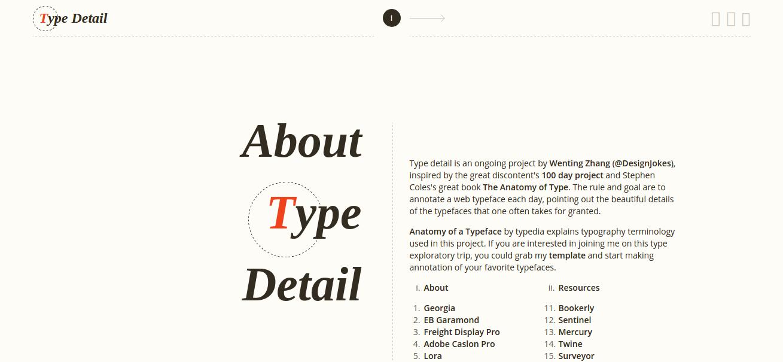 typedetail