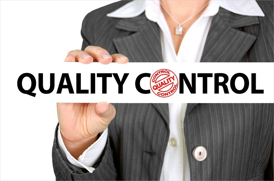 quality control of franchisee deliverables