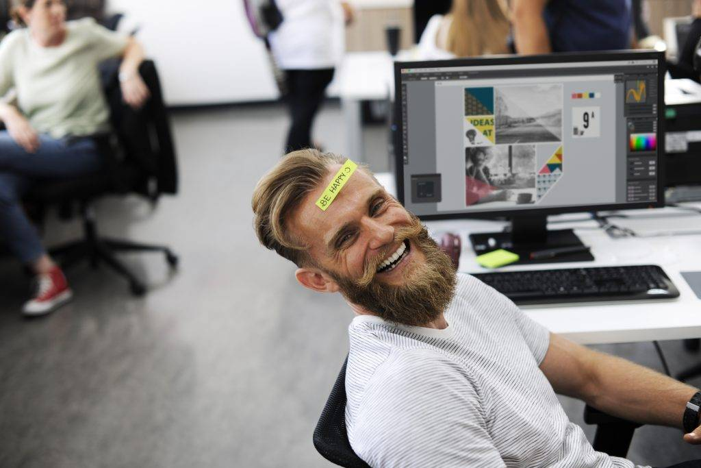 pexels photo happy employee 1024x683