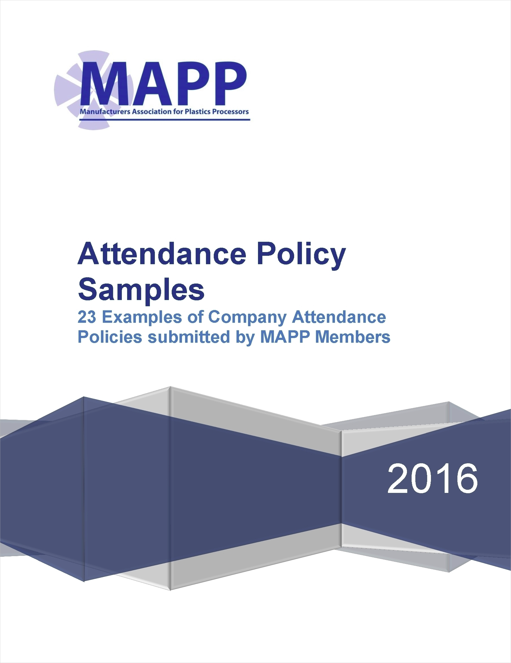 attendance policy samples