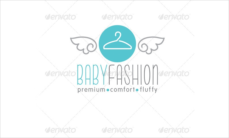 baby fashion logo