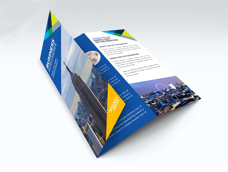 business intelligence brochure