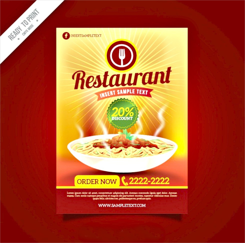discount food brochure