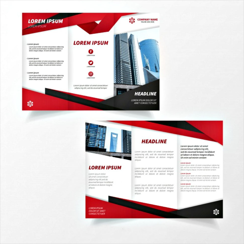 elegant business brochure1