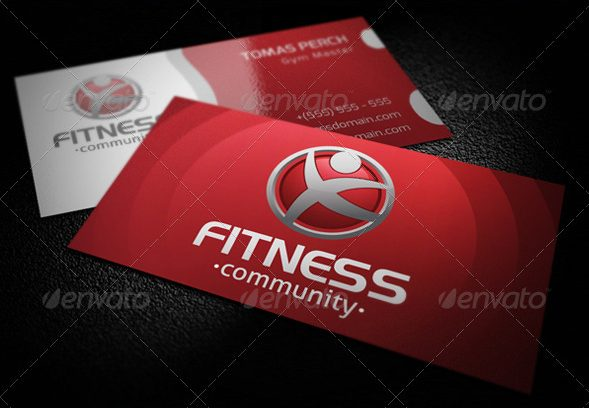 fitness logo business card preview e1505198310247