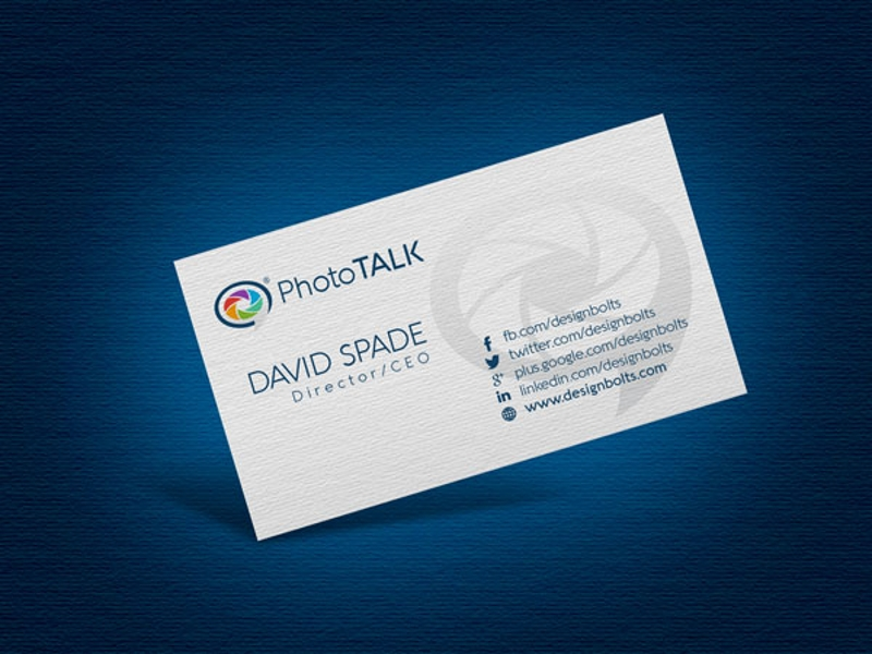 Free Logo Business Card Design