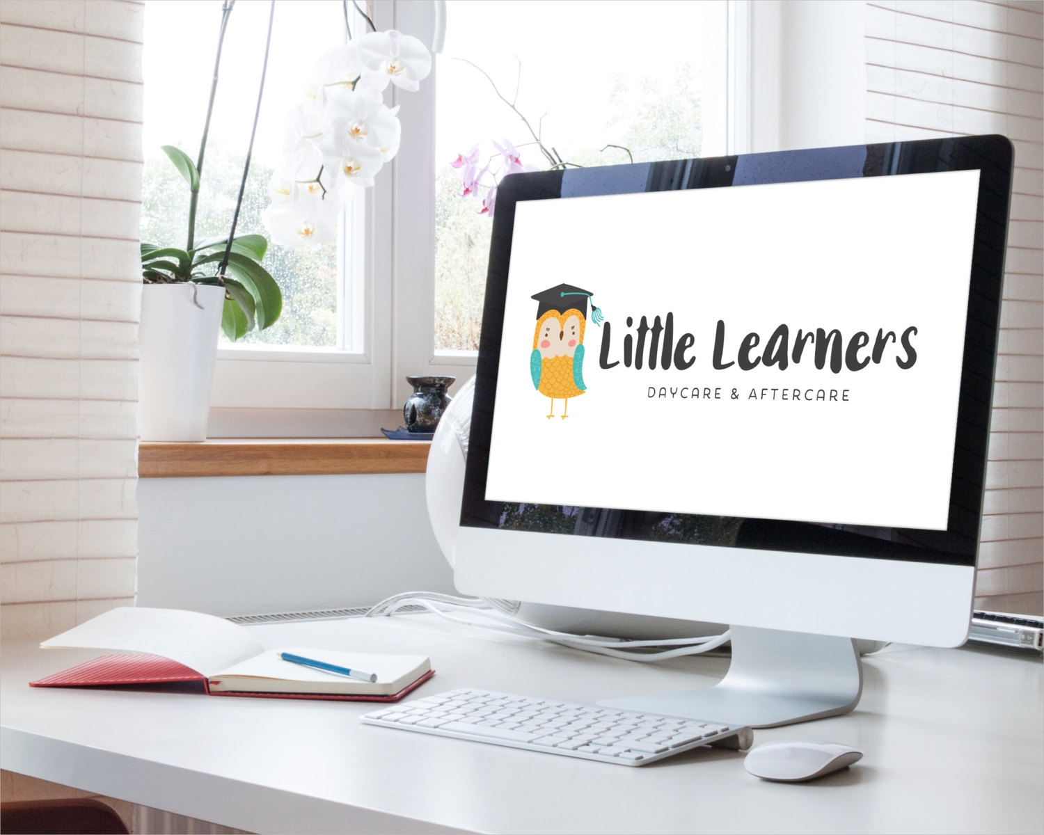 little learners daycare logo