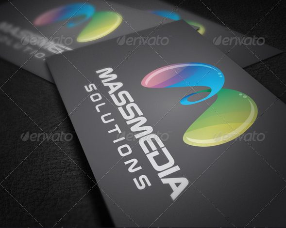 modern marketing logo business card preview e1505201186317