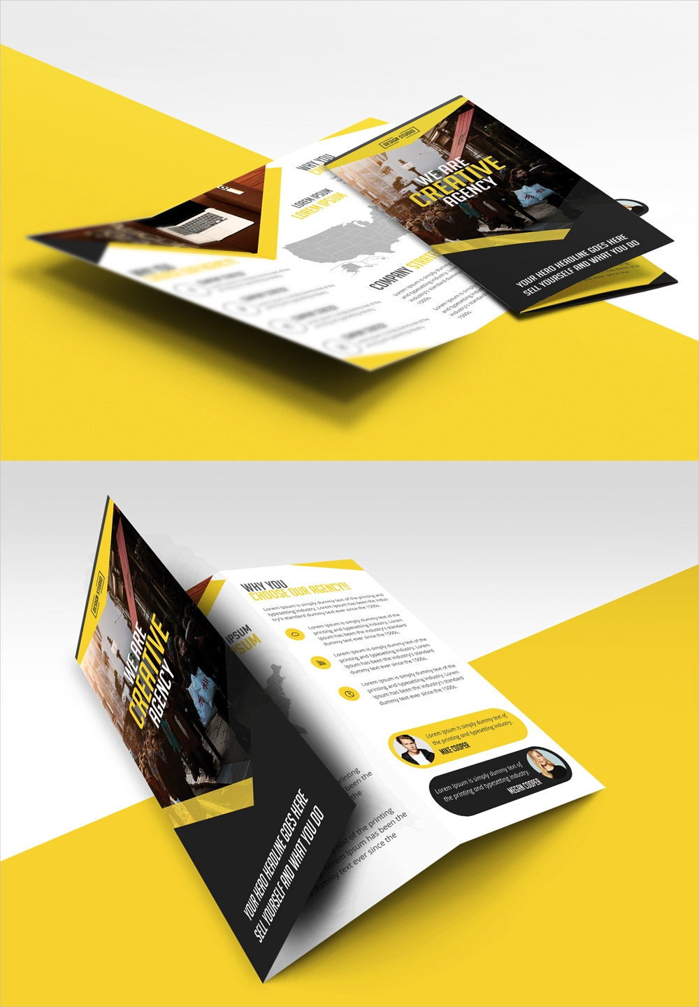 multipurpose business brochure design