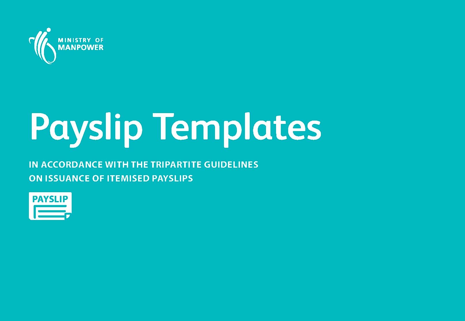 payslip template