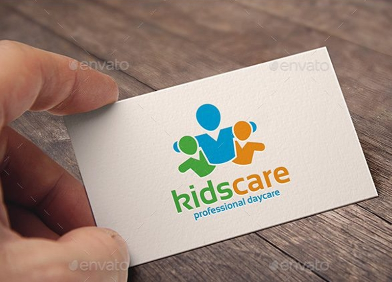 professional daycare logo