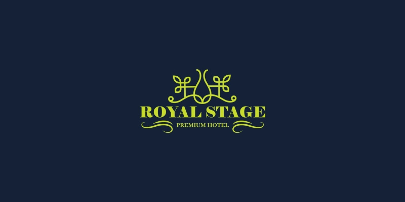 royal stage logo