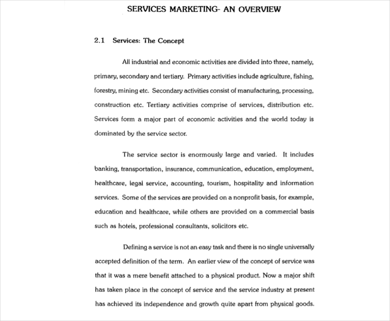 service marketing1