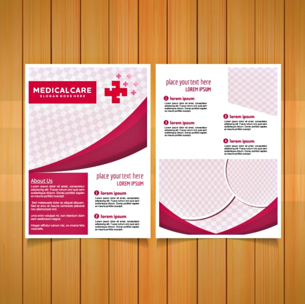 Examples Of Modern Brochure Design - Simple brochure templates
