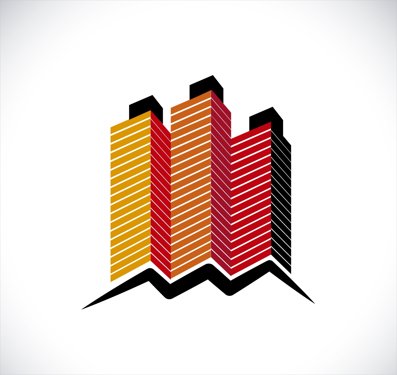 skyrise building logo