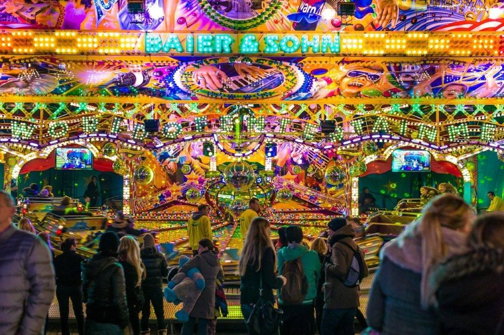 amusement park 1850009