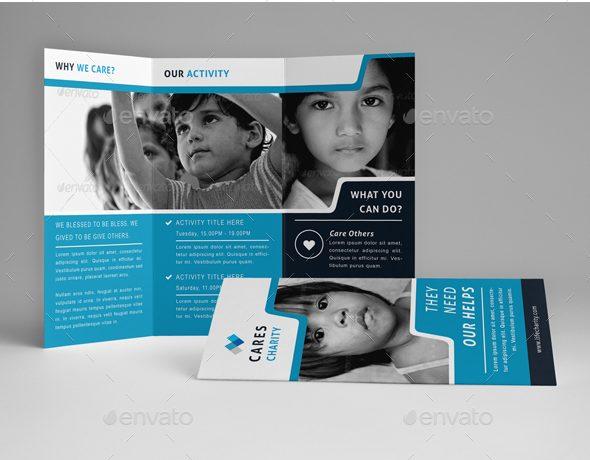 15  nonprofit brochure examples