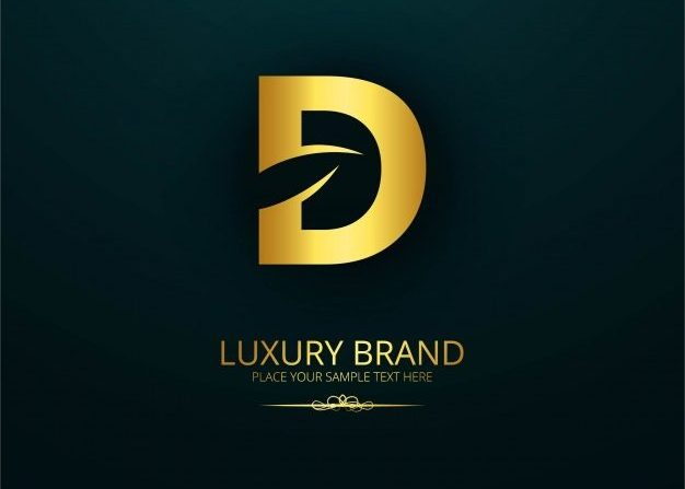 17 single letter logo design examples psd vector eps format luxury brand letter logo spiritdancerdesigns Gallery
