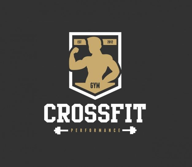 logo for a gym