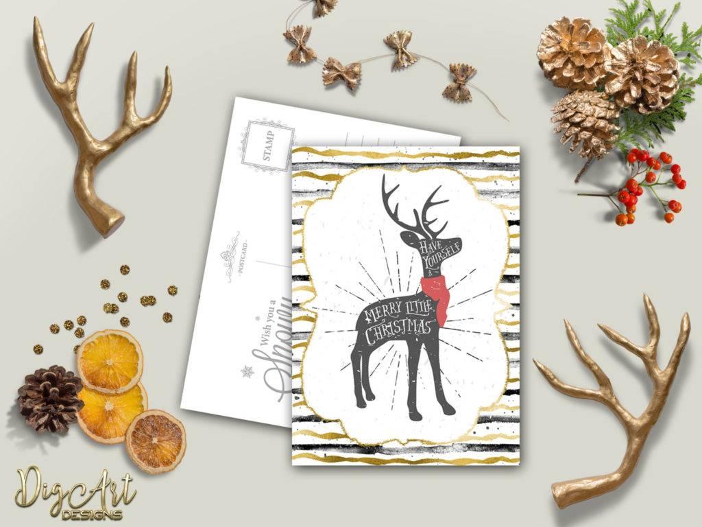 reindeer 1024x768