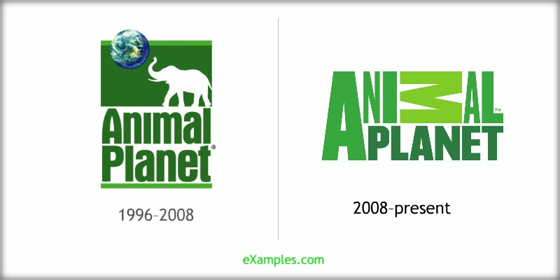 Animal Planet - old and new