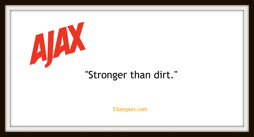 "Ajax: ""Stronger than dirt"""