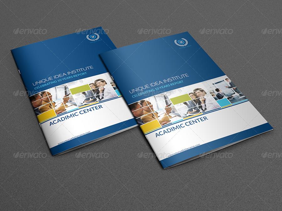 9 Training Brochure Designs Editable Psd Ai Format Download